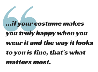 Retrospect Cosplay Interview Pull Quote Graphic